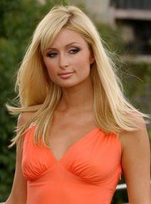 Gratuitous Paris Hilton photo