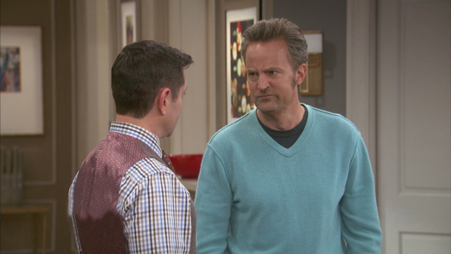Matthew Perry Odd Couple