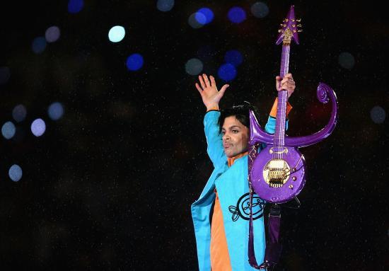 Prince on money