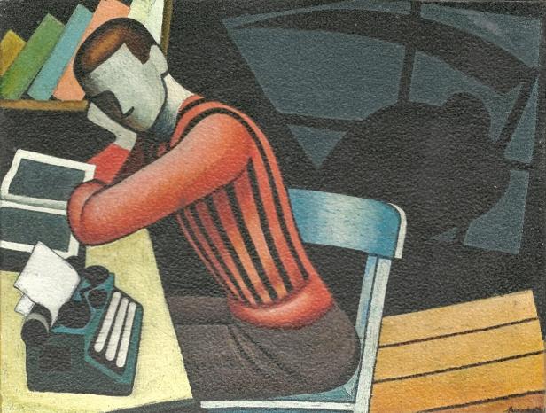 Intelectual o Joven Intelectual, 1937